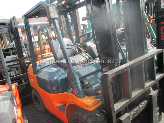 used japan toyota forklift weight 3t fd30