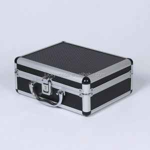 Empty Aluminum Box Case for Tattoo Permanent Makeup Machine Kit