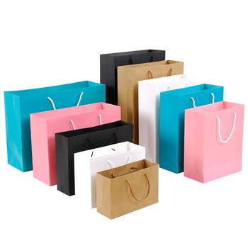 Customized Size shopping bag with logo print