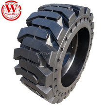 high quality 825-15 13.00-24 6.50x10 10-16.5 solid tires for bobcat skid steer