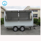 New style churros food trailer/food cart/food truck with CE