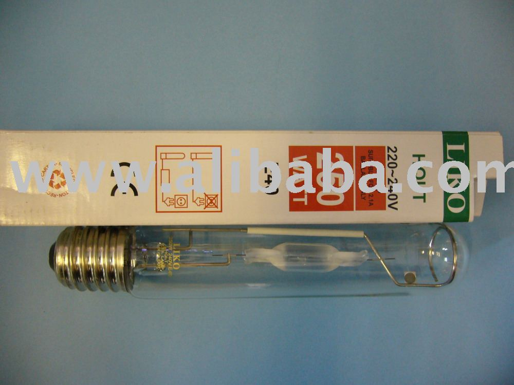 400w Liko Metal halide tube
