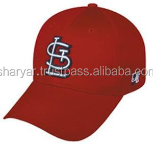 Red Baseball Cap/Sports Cap
