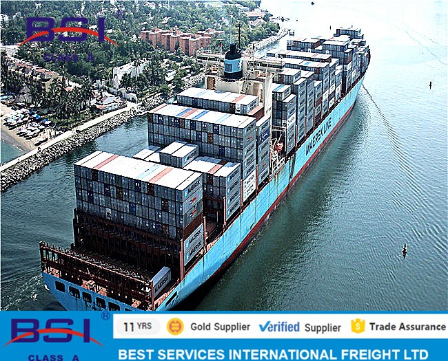 Door to door China to Luxembourg sea freight cargo shipping container LCL  FCL 20ft 40ft cost DDP agent, View China to Luxembourg, BSI Product Details
