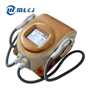 Hair Removal IPL SHR 2 in 1 OPT SHR Professional Laser Hair Removal Brown