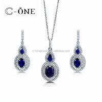 2016 Newest Style fashion Custom Fashion 18k gold plated indian bridal jewelry sets online wholesale