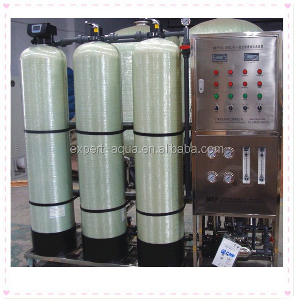 cheap water treatment plant / Mineral Water Treatment Equipment / small pressure vessels