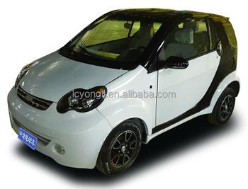 High Quality 2 Person Electric Mini Car China Elektro Car