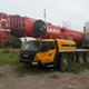 Used machine Sany SAC2200 220 tons 25C used Truck Crane for sale in low price Shanghai