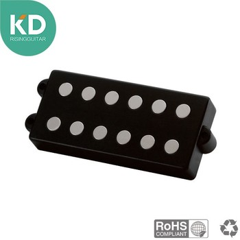 pk 5005 high quality 6 string bass humbucking pickups buy humbucking pickup guitar parts. Black Bedroom Furniture Sets. Home Design Ideas