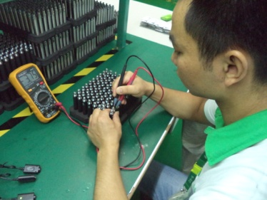 Output Voltage Testing