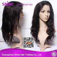 Wholesale Unprocessed virgin indian peruvian 150 % remy AAAAAA quality no shed lace 100 natural human hair wigs