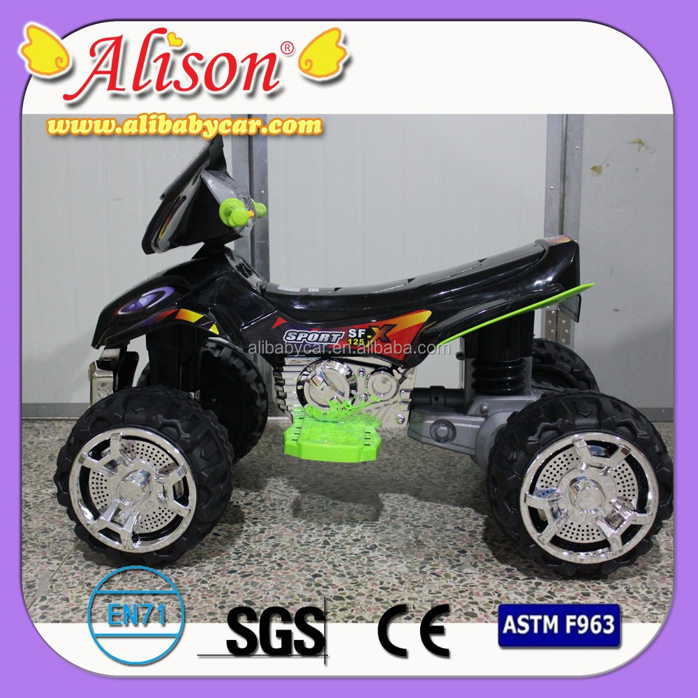 New Alison good quality battery ride ons/wooden toy bike/good look cheap baby car for kidswooden bike