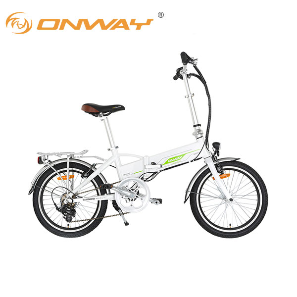<strong>CE</strong> Approved Cheap 250W Small Folding Ebike