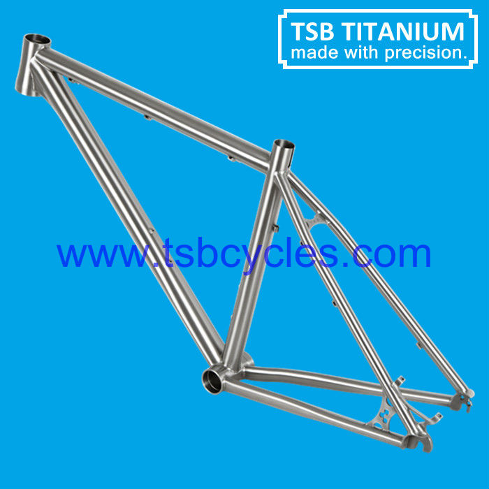 taper head tube titanium MTB frame press fit bbTSB-CBM1001