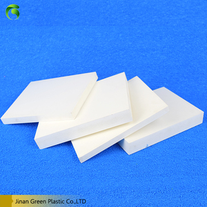 China Goldensign cabinets white pvc foam board 7mm