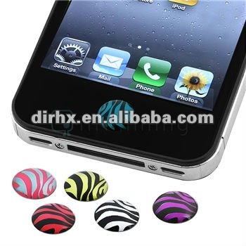 Professional full color OEM iphone sticker