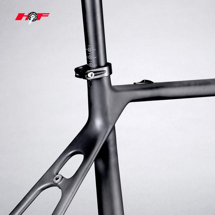 trending products 2018 new arrivals  Custom bike light bicycle T1000 super light carbon road frame FM069