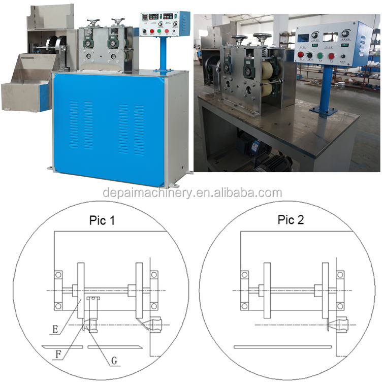 Factory price drinking straw extrusion machine line