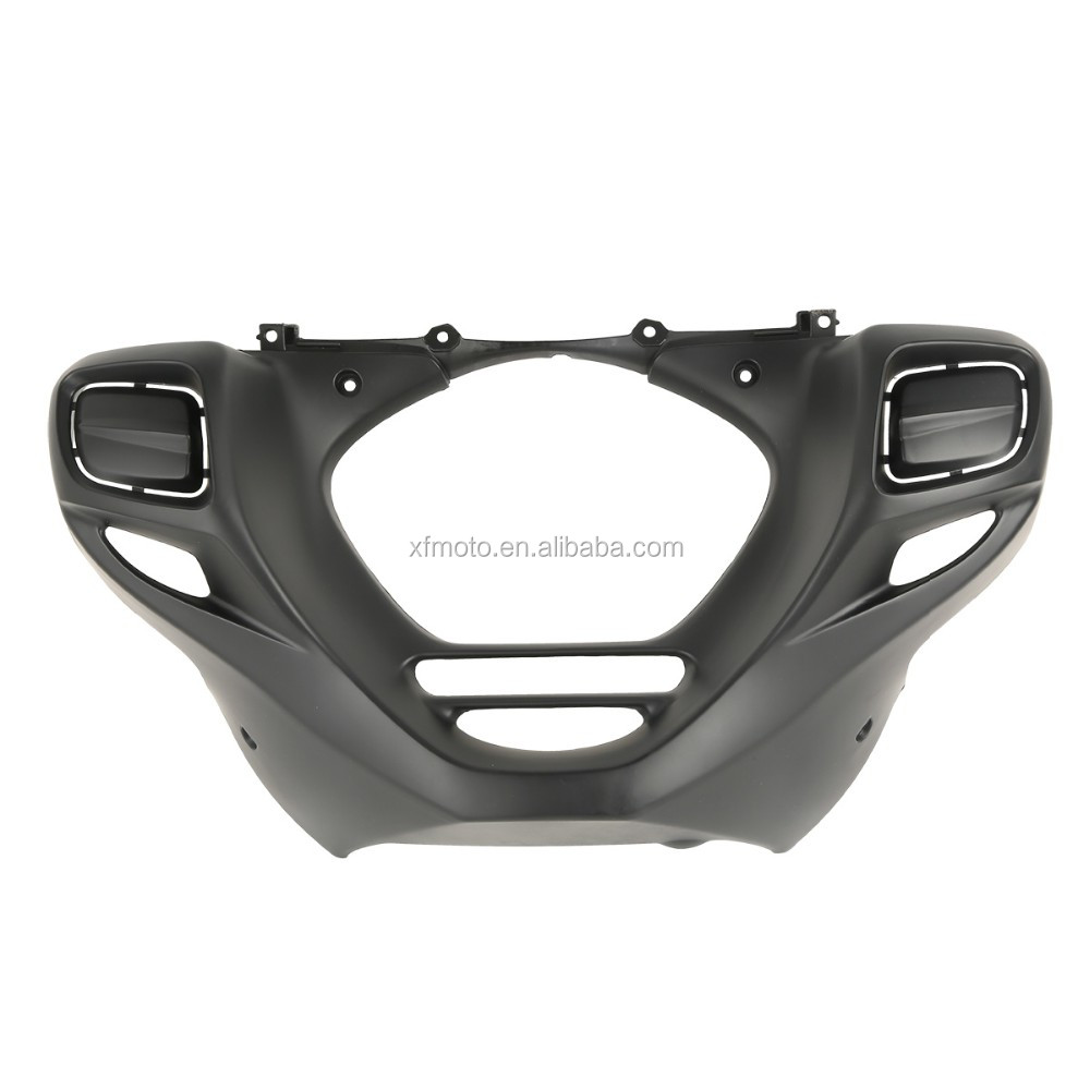 TCMT Matte Black Front Lower Cowl Fairing For Honda Goldwing GL1800 12-14 F6B 13-15