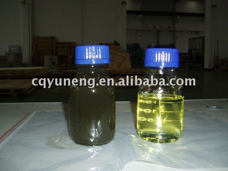YNZSY Used Engine oil purifier,oil regeneration, oil reconditioning,oil purification,oil reprocessing,oil treatment,oil recovery