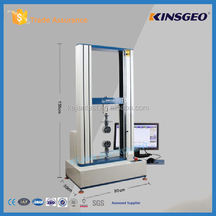 Material universal tensile strength manufacture customized universal testing machine
