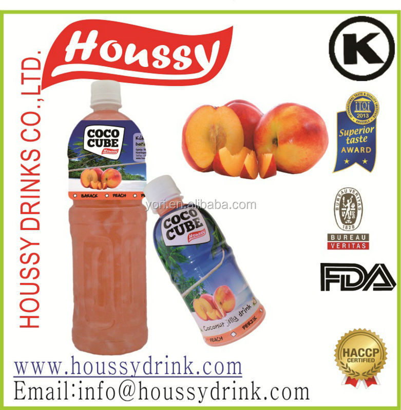 Houssy brand New Design product coconut juice drink