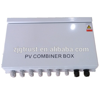 PV Combiner Box (6 inlet 2 outlet)