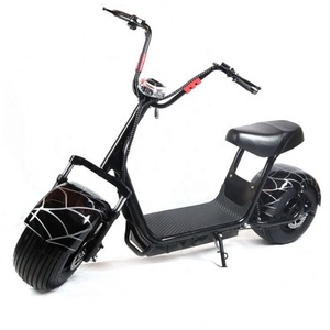 EEC COC Approval 2019 Fashion YIDE Adult Used Two Wheel Scooter Electric Motorcycle 9000W