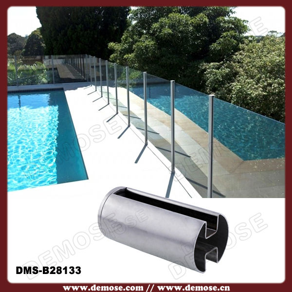 Stainless Steel Wall Mounted Glass Clamp/frameless Glass Pool ...