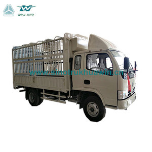 China Manufacture Donfeng 4x2 Stake Cargo Truck for Sale