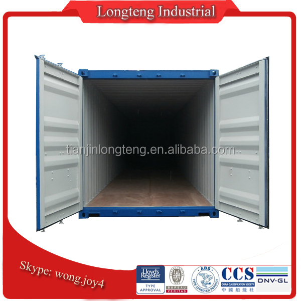 New 40ft GP HC Dry Box Container Shanghai Qingdao Shenzhen
