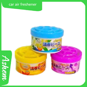 Musk gel perfume hot scent musk air freshener with customized AS-041