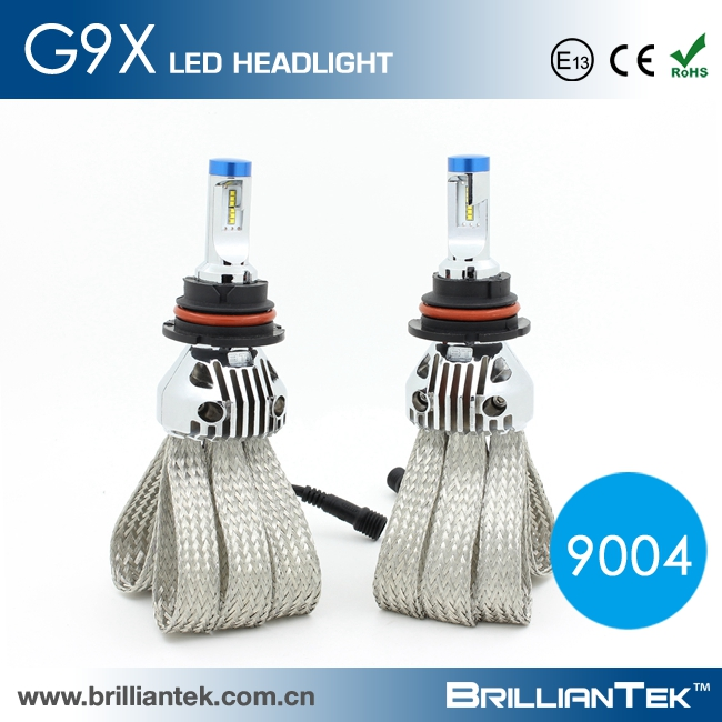 Automotive High Quality Hi/Lo Car Light Led Headlight 9004