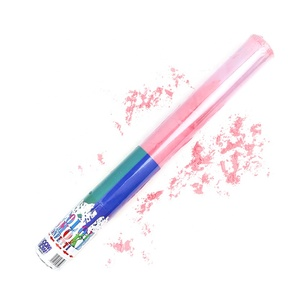 Boomwow Wholesale Price Holi Powder Safety Party Popper Confetti Cannon for Christmas New Year Wedding Event
