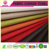 Fashionable imitated linen sofa fabric/100% polyester sofa fabric