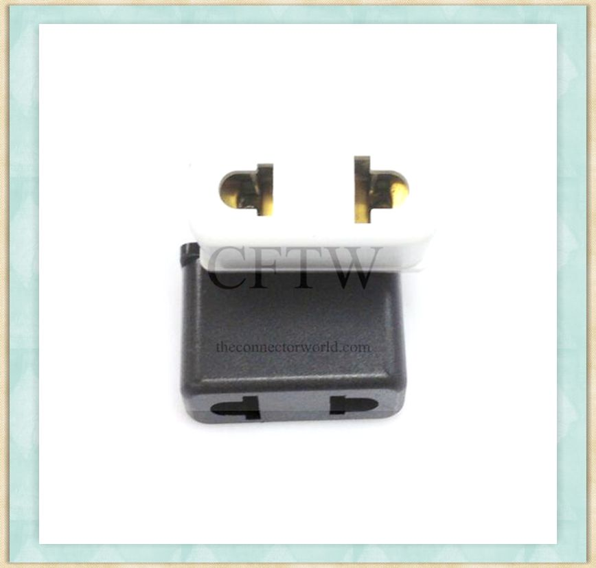 AC Connector US China Japan to EU Germany France Power Travel Converter