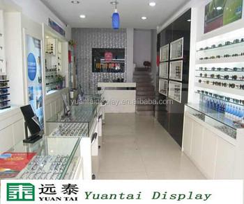 Optical Shop Display Couner Design China Made