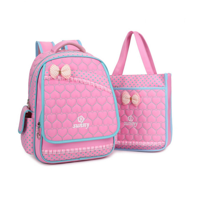 Get Quotations · school backpacks for teenage girls high quality pink school  bags mochila escolar cartable enfant children korean 88db48103ef7d