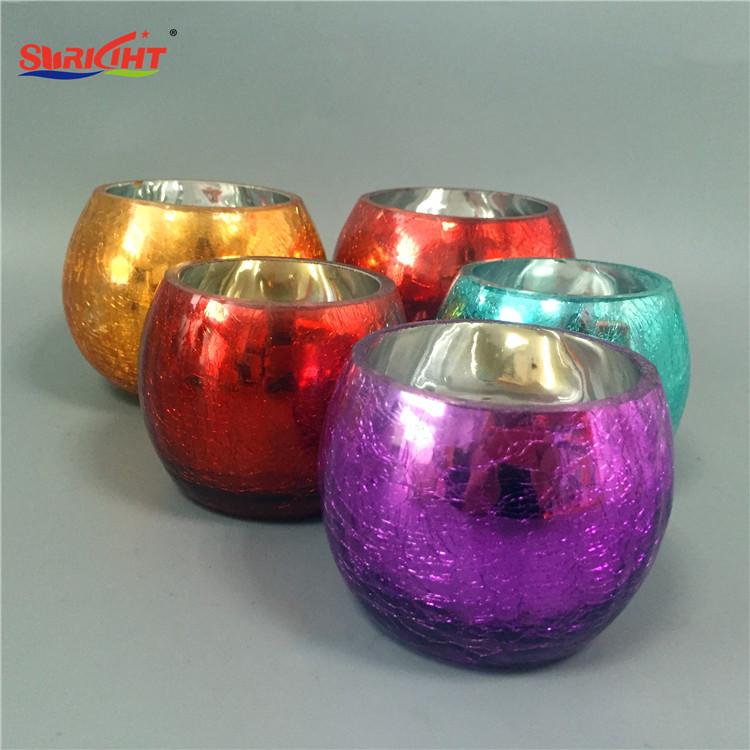 Hot Sale Cheap Nordic Morden Design Glass Candle Holder