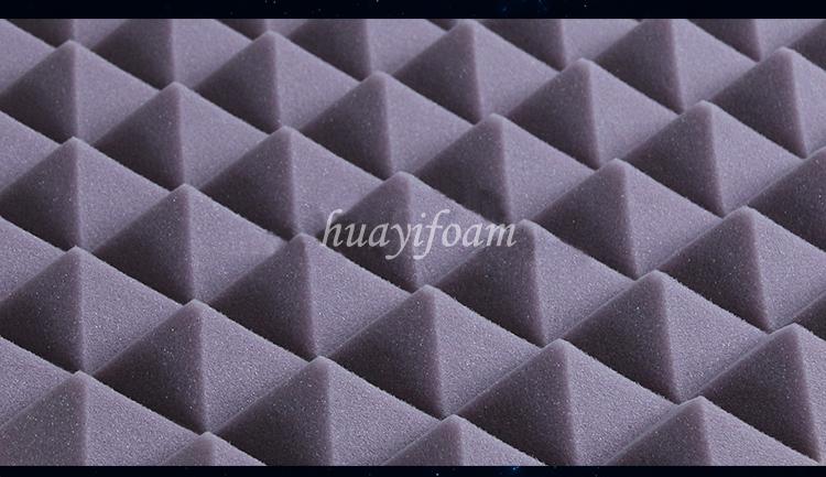 pas cher pyramide l 39 isolation sonore studio mousse panneau panneaux insonorisants id de produit. Black Bedroom Furniture Sets. Home Design Ideas