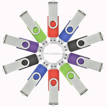 2GB 4 GB 8 GB 16GB 32 GB swivel usb flash drive for cooperation gift