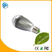 2014 new products on market Aluminum led lighting, CE ROHS 3 years warranty ecosmart led light bulb 7w warm white