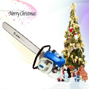 Xmas sale 36inch alloy bar big saw 105cc high quality cheap wood cutting machine Chainsaw 070