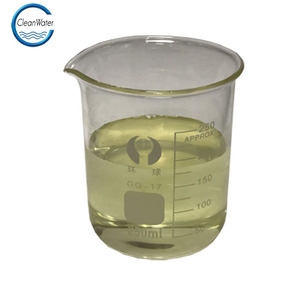 Color removal treatment water decoloring agent water treatment chemical from YIXING Cleanwater company