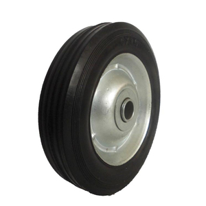 150mm solid wheels