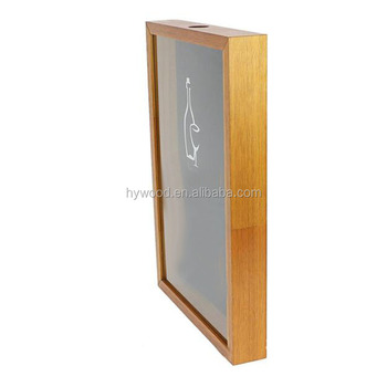 Wine Wall Hanging Rectangular Shadow Box Frame - Buy Shadow Box ...