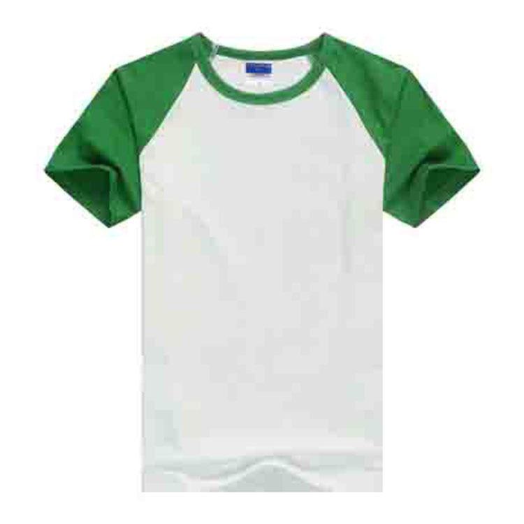 Wholesale Cotton Unisex Raglan T Shirt In China White