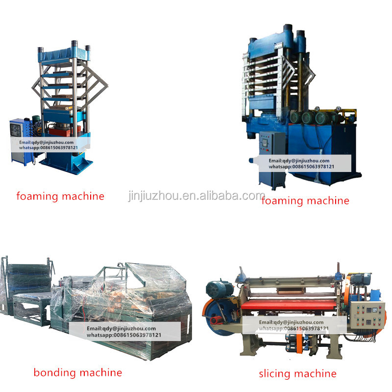 500 Ton Pressure EVA foaming vulcanizing press for eva sheet and sole production