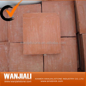 Good Quality Ceramic Handmade Terracotta Floor Tiles With Best Price